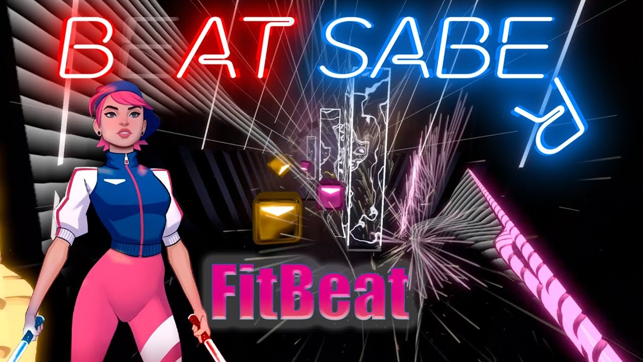 Download FitBeat - Official Fitness Map || Beat Saber