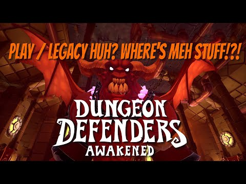 DDA Launch Day Surprises! Play / Legacy & What You Can Do!