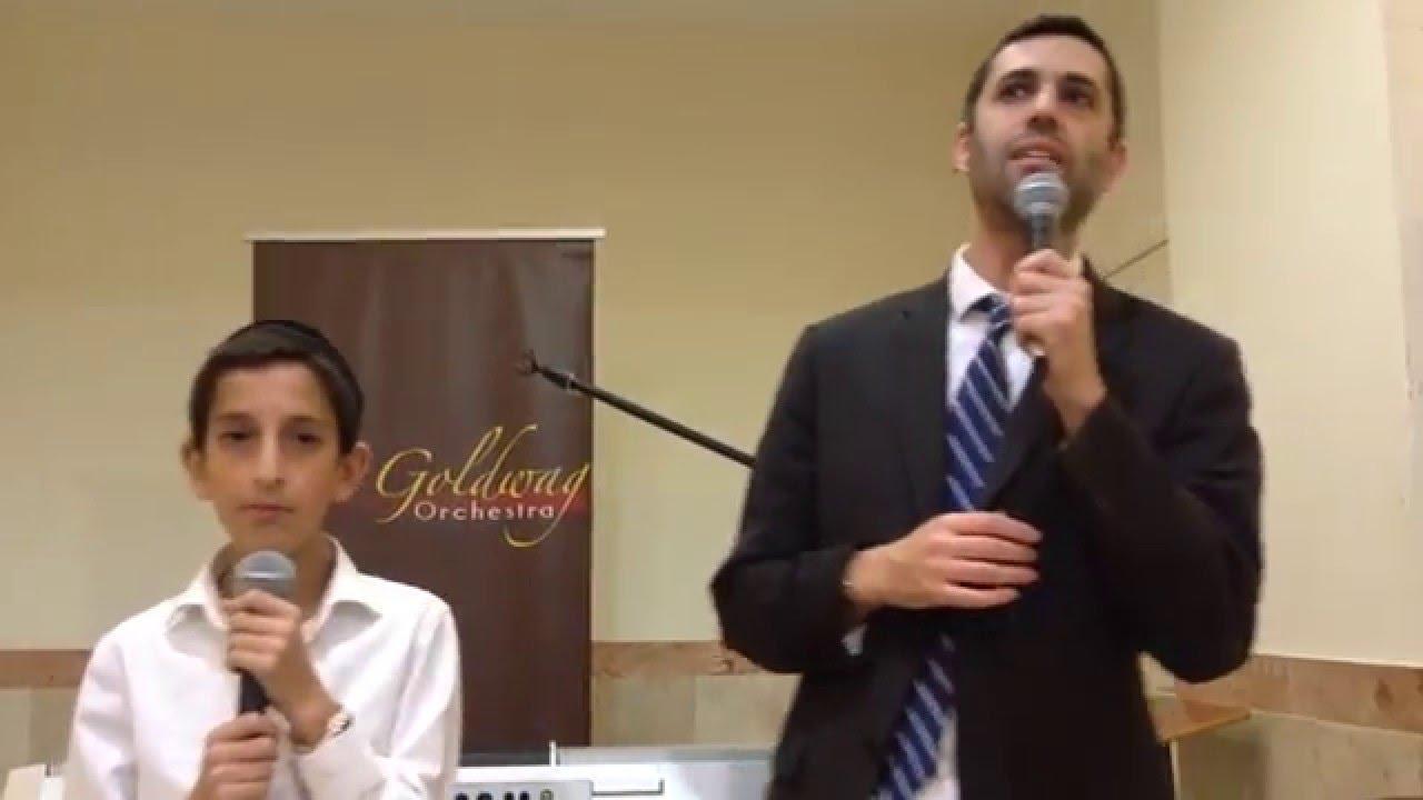 Ari & Moshe Dov Goldwag perform live