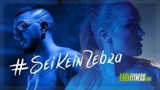 #seikeinzebra - blau