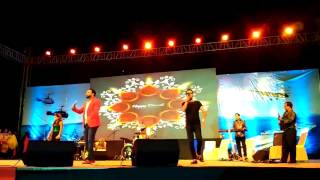 Siddharth Shrivastav Singer Live Concert For INDIAN NAVY