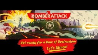 IBomber Attack - Idegbaj - Gameplay (HD)