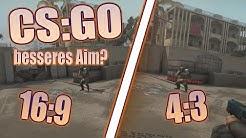 CS:GO - Besseres Aim durch 4:3 Auflösung?