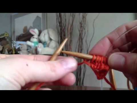 How To Knit With Magic Loop Youtube
