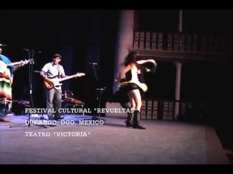 "FINAL ""ANTOLOGIA DE LA MUSICA COUNTRY"" FESTIVAL CULTURAL ""REVUELTAS"" DURANGO, DGO. MEXICO"