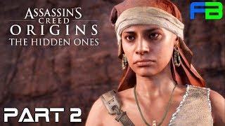 Rise of Shaqilat - Assassin's Creed: Origins - The Hidden Ones Gameplay Walkthrough: Part 2
