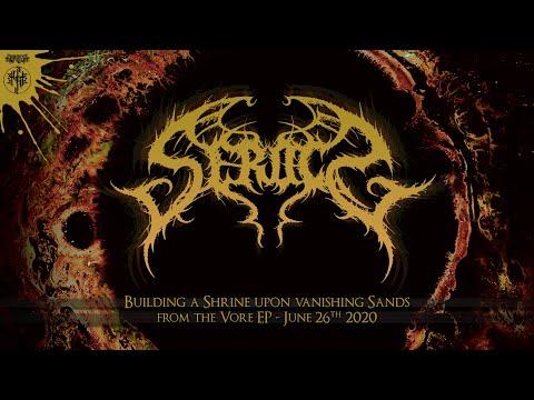 "SEROCS ""Building A Shrine Upon Vanishing Sands""  (Official Track Premiere)"