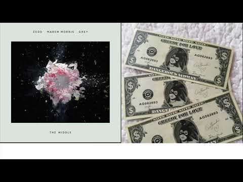 The Greedy Middle - Zedd & Ariana Grande Mashup