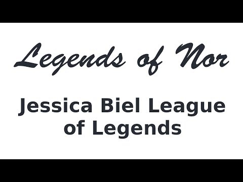 Legends of Nor - Jessica Biel