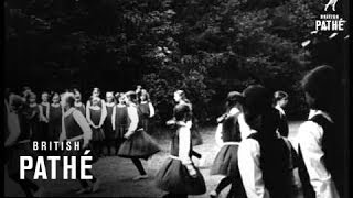 Child Dancers (1914-1918)