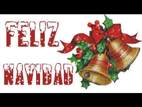 Открытка на испанском с рождеством