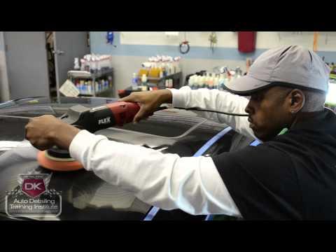 Auto Detailing & Reconditioning Training