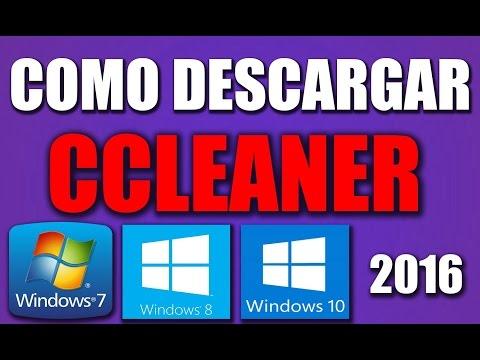 Descargar E Instalar CCleaner Pro V5.20.5668 Full 2016 | Licencia Permanente | MEGA