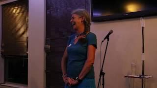 Plant spirit initiation with Mugwort - A talk by Debra Delgyn