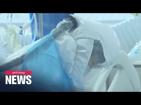 Health Workers In S. Korea Suffering As COVID-19 Spreads In Hospitals