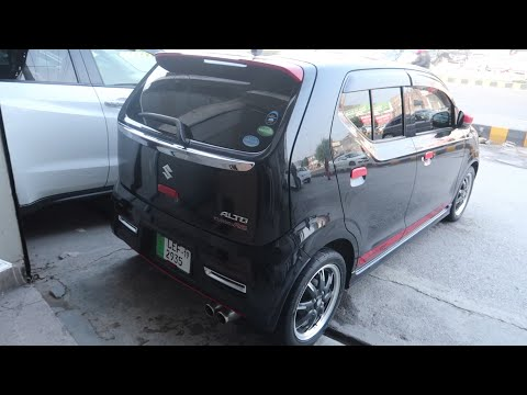 Suzuki Alto RS Turbo 660 Cc | Detailed Review | Price, Specs & Features