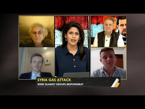Syria gas attack: Who did it? (WION Gravitas)