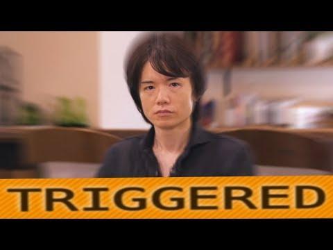 We triggered Masahiro Sakurai