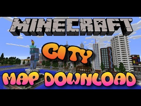 Minecraft PS3/PS4 Patriotville & Freedom County City Map Download