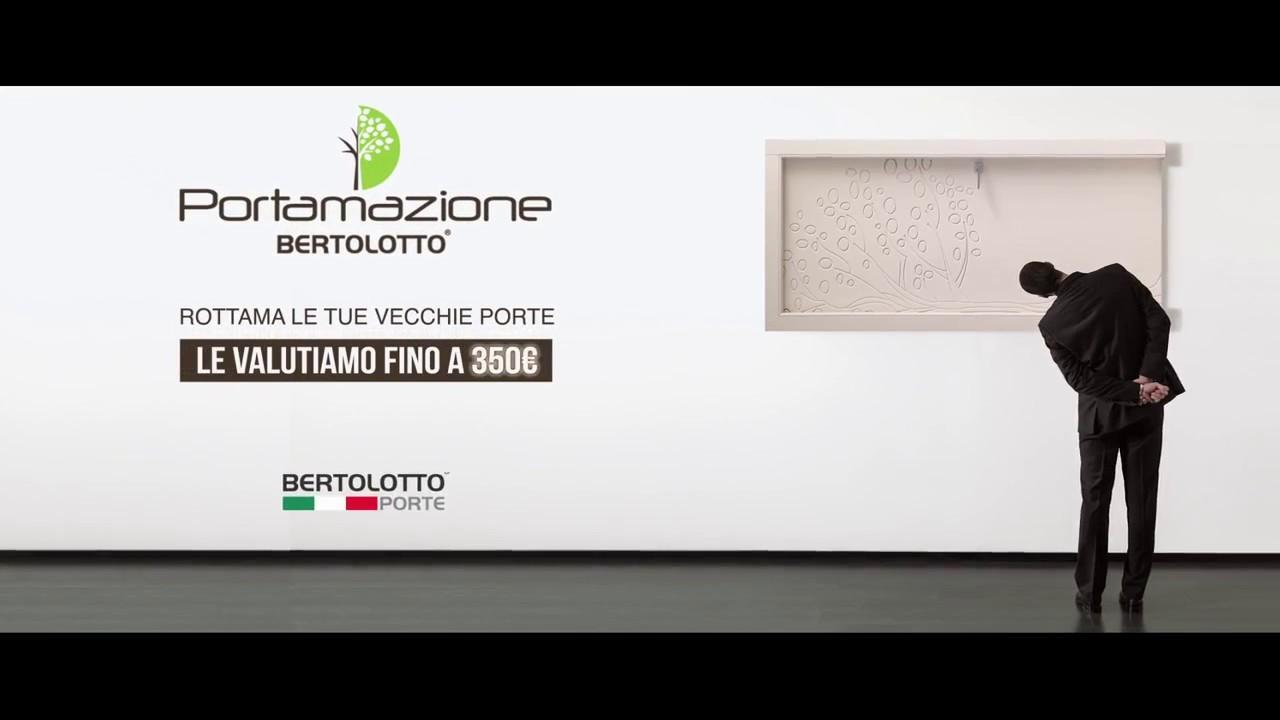 Portamazione Bertolotto: rottamiamo la tua porta! - YouTube