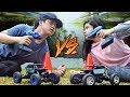 EPIC RC CAR RACE CHALLENGE!! | Ranz and Niana