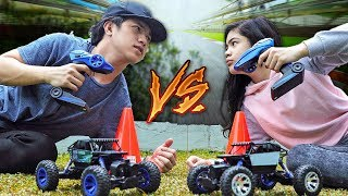 Download Video EPIC RC CAR RACE CHALLENGE!! | Ranz and Niana MP3 3GP MP4
