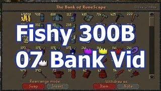 Fishy 300B 07 Bank Video + Update + Giveaway