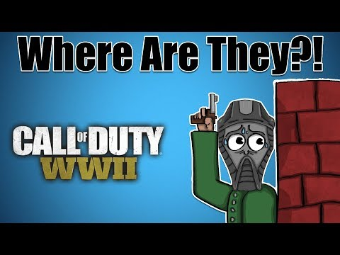 Call Of Duty WWII : Wreck These Noobs! Pistol Only!