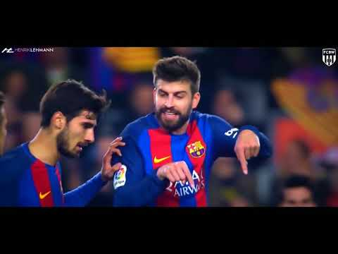 FOOTBALL SKILLS MIX 2017 Defensive. ramos. pique .boateng .