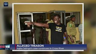 Agba Jalingo's case continues in Cross River