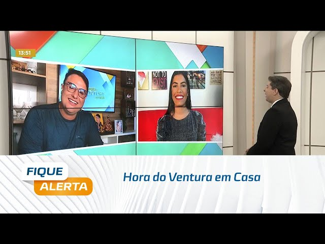 Hora do Ventura em Casa: Gusttavo Lima atropela ciclista em Goiás