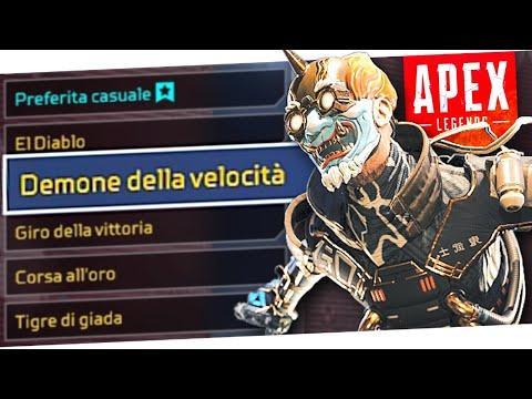 La Mia PRIMA SKIN   Torna Il DEMONE DELLA VELOCITÀ [APEX LEGENDS ITA]