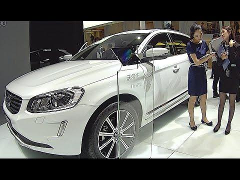 New Volvo XC 60 2016, 2017 interior, exterior