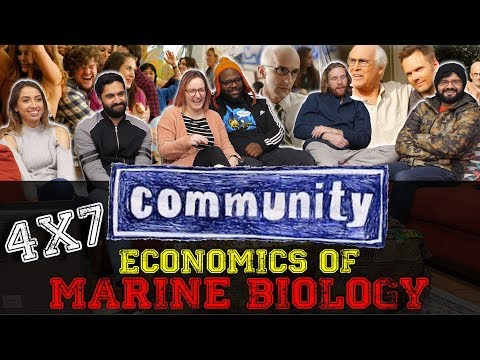 Community - 4x7 Economics of Marine Biology - Group Reaction