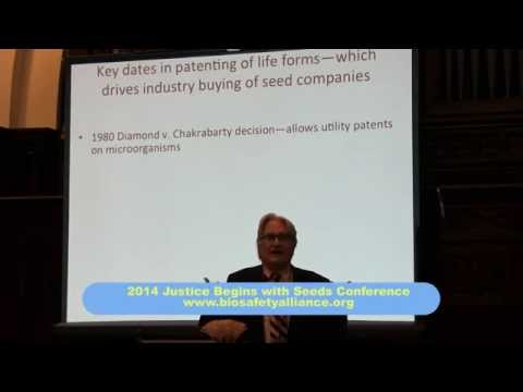 History of Plant Intellectual Property
