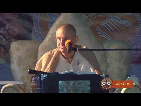 Шримад Бхагаватам 1.8.25 - Прабхавишну прабху
