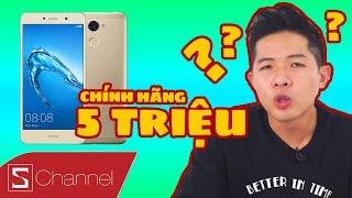 Smartphone chính hãng 5 triệu: Tại sao nên mua Huawei Y7 Prime?