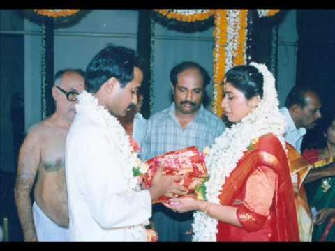 Preethi and Mohandas album