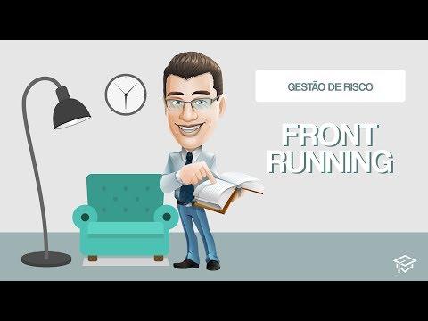 Termos em Inglês: Gestão de Risco - Front Running | Passar na CPA