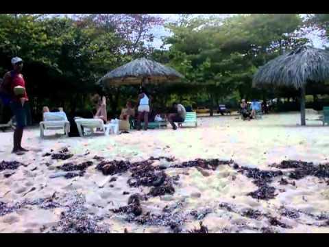 Praia de manguana Baracoa Guantanamo Cuba