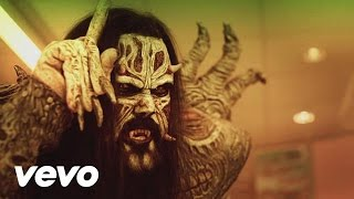 Watch Lordi The Riff video