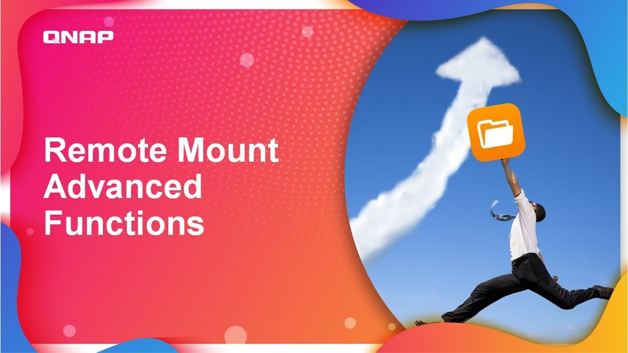Remote Mount Advanced Functions|Utilize storage space with File Station