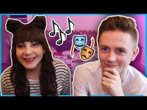 Musical Theatre Song Challenge w/Megan