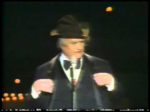 Comedian Red Skelton & Mime Marcel Marceau Live  Standup Comedy And Awesome Mime  imasportsphile