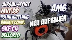 AM6 Motor neu aufbauen // Goose Racing