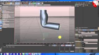 Система мышц в программе Cinema 4D - Анонс урока