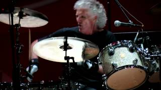 Grand Funk Railroad - Sound Board at Motor City Casino 3/29/12 - Don Brewer Drum Solo.