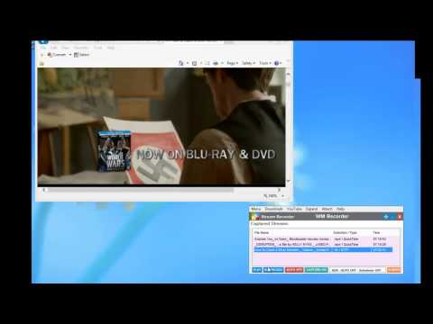 Download YouTube And Other Streaming Videos With WM Recorder YT