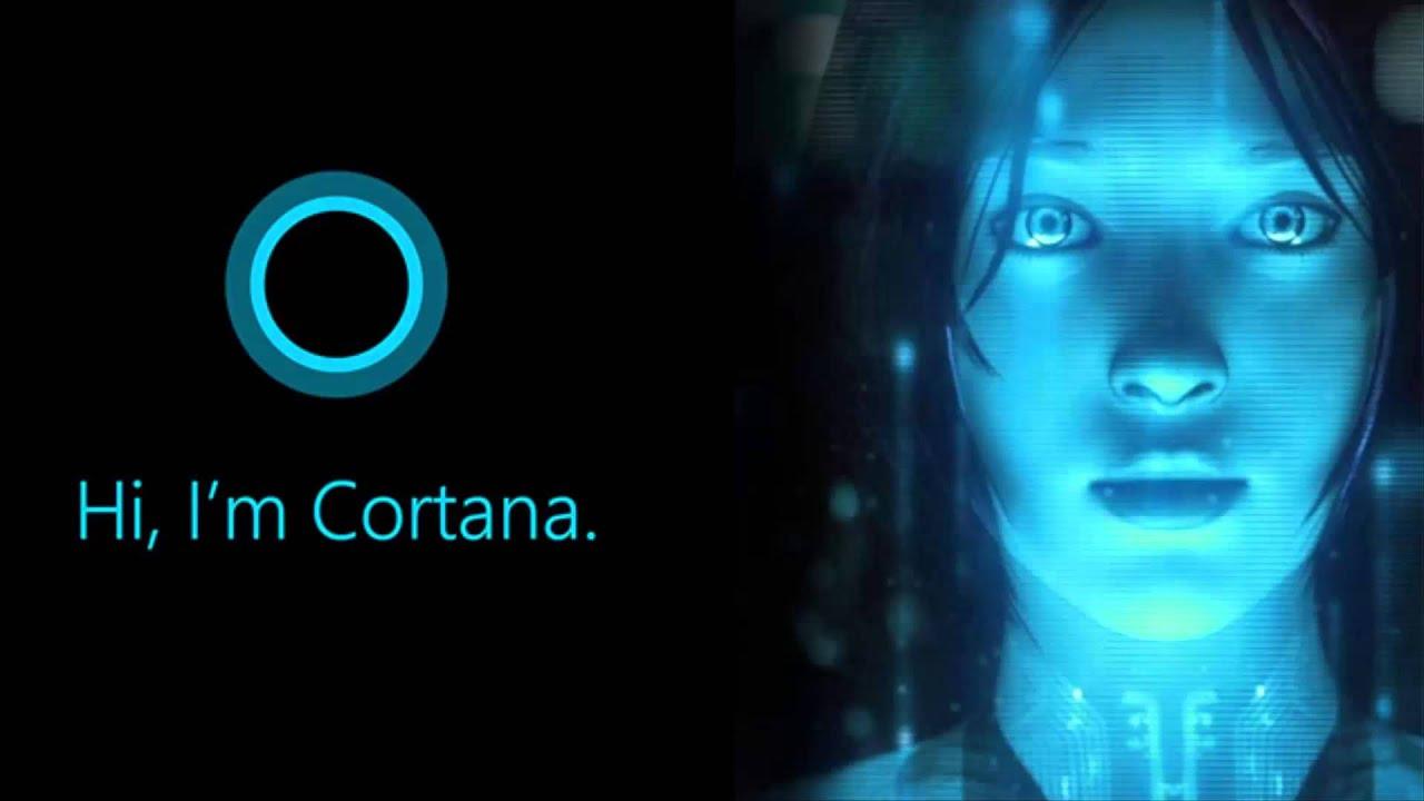 Cortana singing lullaby youtube
