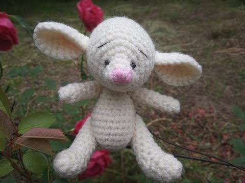 Amigurumi Mouse with cheese Pattern | 360x480